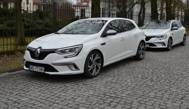 Renault Megane GT 1.6 TCe/1.6 dCi   Długi dystans   Cześć 5