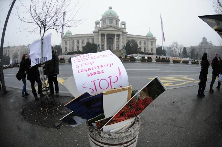 protest fotografa01_RAS_foto Dusan Milenkovic