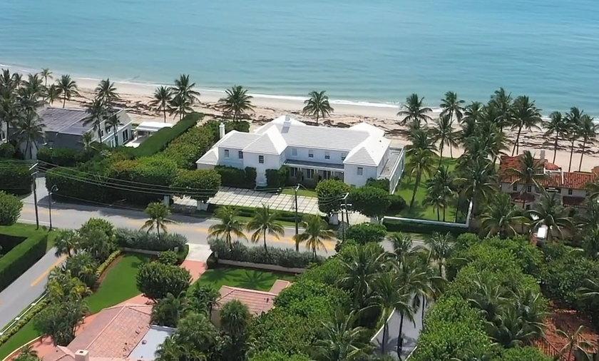 Donald Trump sprzedaje willę w Palm Beach. Chce za nią 49 mln dolarów!