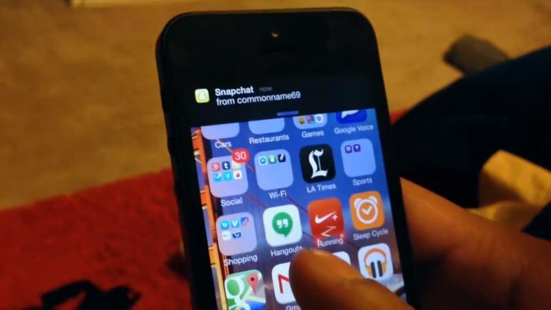 Snapchat naraża telefon na atak hakerski