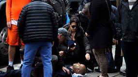 Hilaria Baldwin pomogła nieznajomemu na ulicach Nowego Jorku