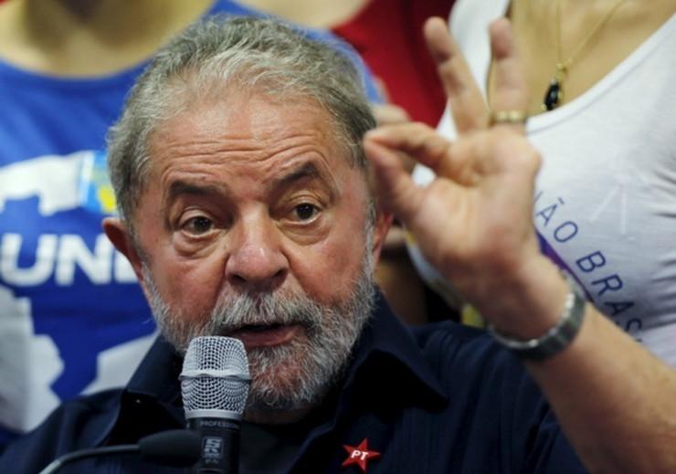 Luiš Injasio Lula da Silva Reuters