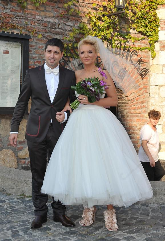 Miki Perić i Snežana Matić-Perić