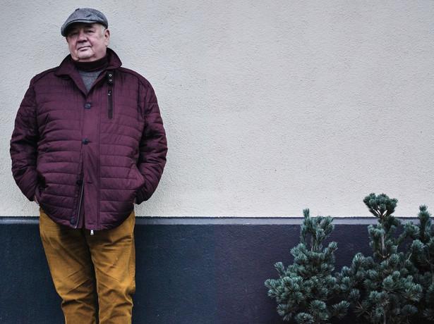 fot. Darek Golik Stanisław Sojka wokalista, pianista, gitarzysta, skrzypek, kompozytor