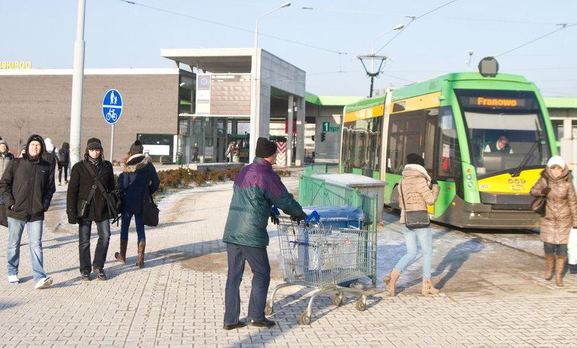 Będą nowe biletomaty i terminale w Poznaniu