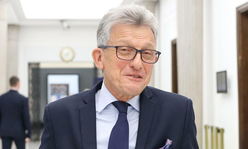 Stanisław Piotrowicz: Jestem ofiarą stanu wojennego