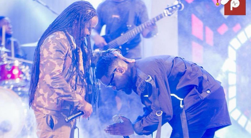 "Sarkodie declares Obrafour's ""Pae Mu Ka"" album as the ""best rap album"" in Ghana music"
