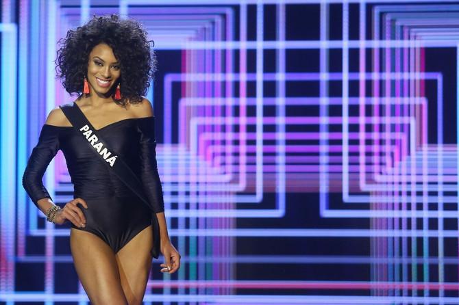 Na izboru za Mis Brazila u oktorbu prošle godine u Sao Paolu