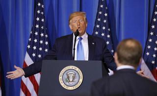 Trump sugeruje interwencję walutową. Dolar jest zbyt drogi i powinien być tańszy