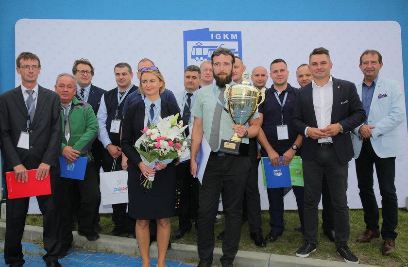 Mistrzostwa Polski kierowców MPK: Poznań przed Łodzią