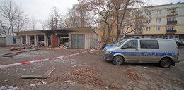 Wybuch samochodu w Łodzi. To był gaz