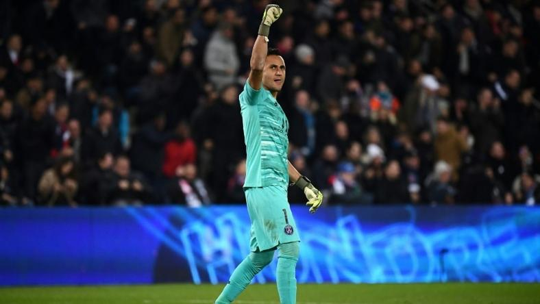 Keylor Navas showed just why Paris Saint-Germain were so keen to sign him from Real Madrid with his penalty save against Club Brugge on Wednesday