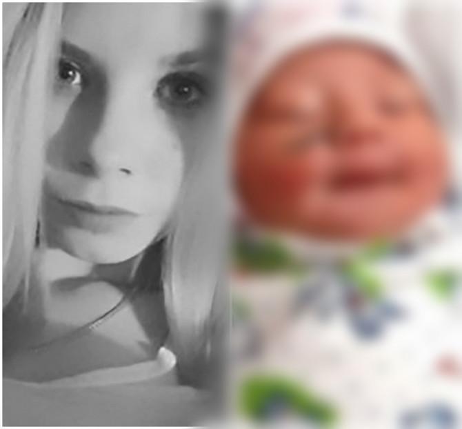 Darija kaže da se šokirala kada je videla svoju bebu