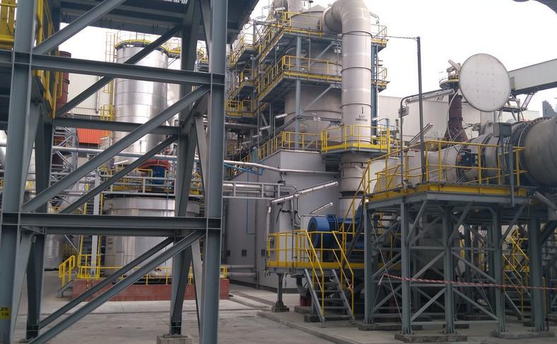 KGHM, proces produkcji