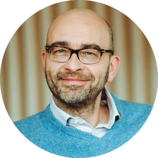 Paweł Kwiatkowski sekretarz generalny w grupie spółek Danone dla regionu Polska, kraje bałtyckie, kraje skandynawskie