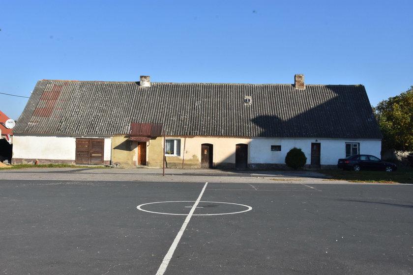 Dom w Kłobuczynie