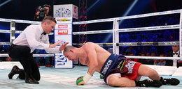 Kompromitacja polskiego boksera! Padł w pierwszej rundzie!