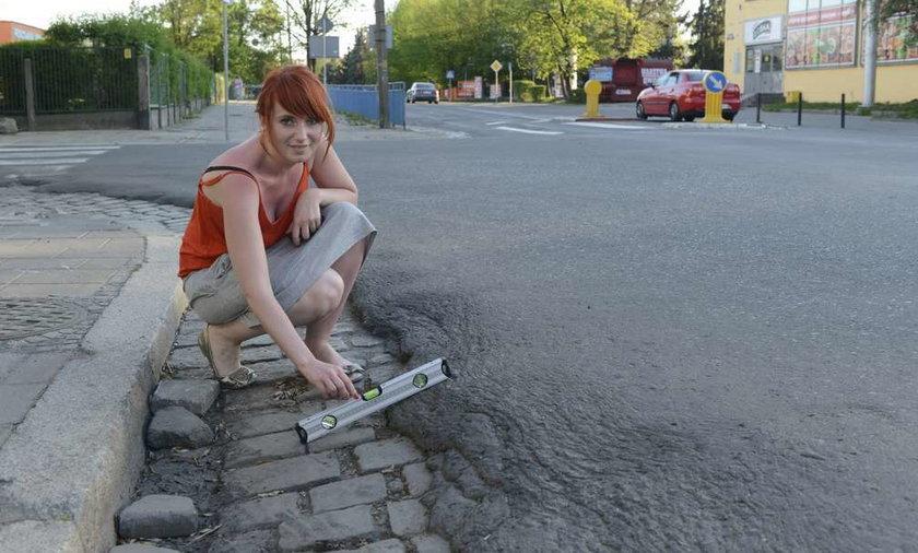 Dziurawe ulice