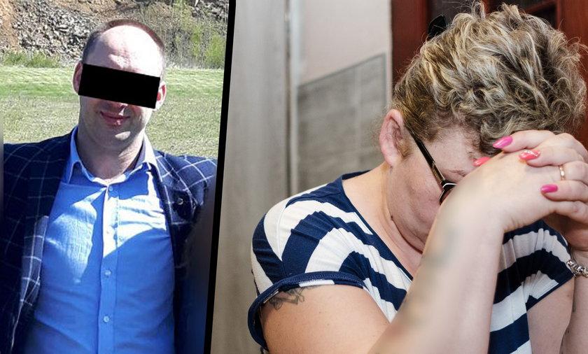Ten człowiek, 13 lat temu porwał mojego synka - mówi pani Monika z Siemianowic Śląskich