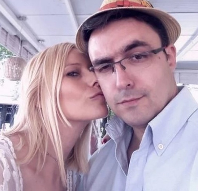 Marija sa mužem