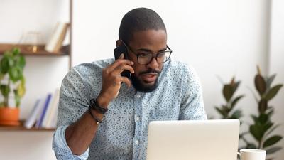 Handling virtual job interviews