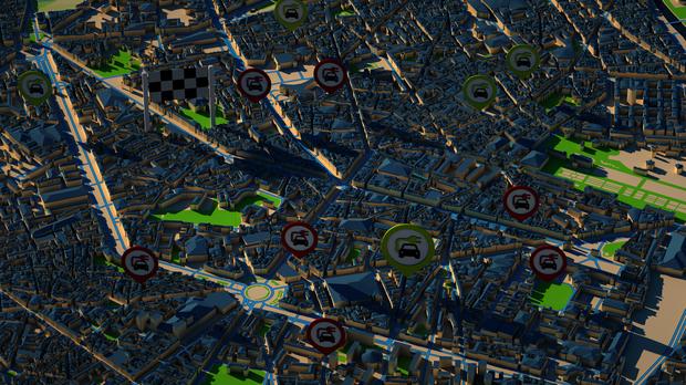 TomTom EV Service czyli informacje o lokalizacji i dostępności punktów ładowania aut elektrycznych
