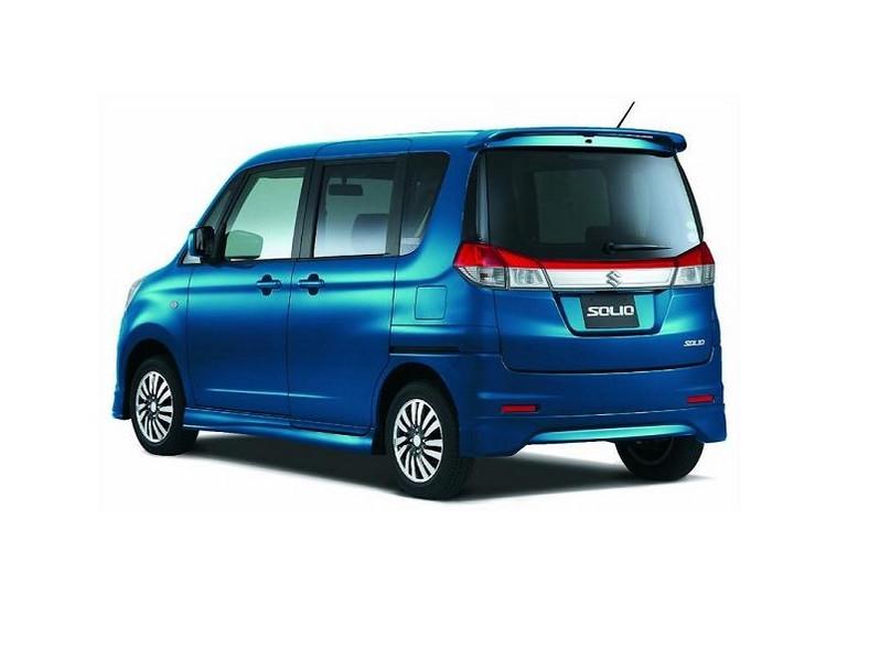 Suzuki dla Mitsubishi - tylko w Japonii. Na szczęcie