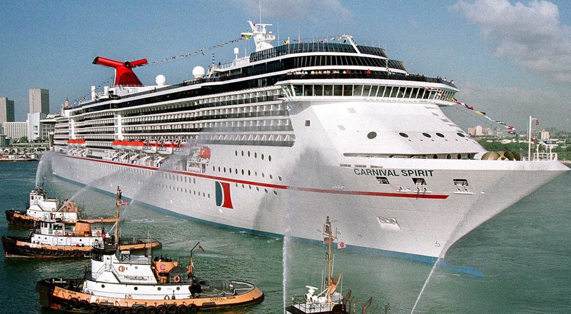 "Cruise lines surge after Carnival reports 2021 demand ""within historical ranges"" (CCL, RCL, NCLH)"