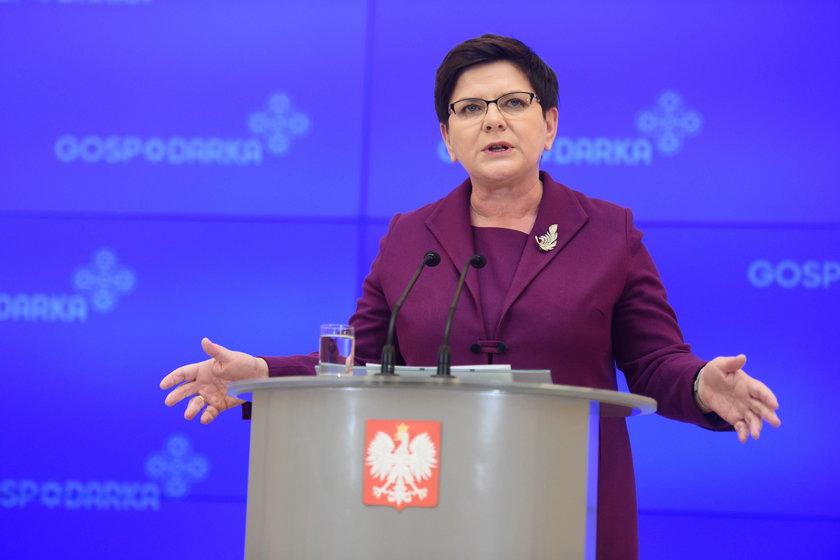 Beata Szydło obiecywała reformy