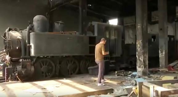 Lokomotive iz muzeja