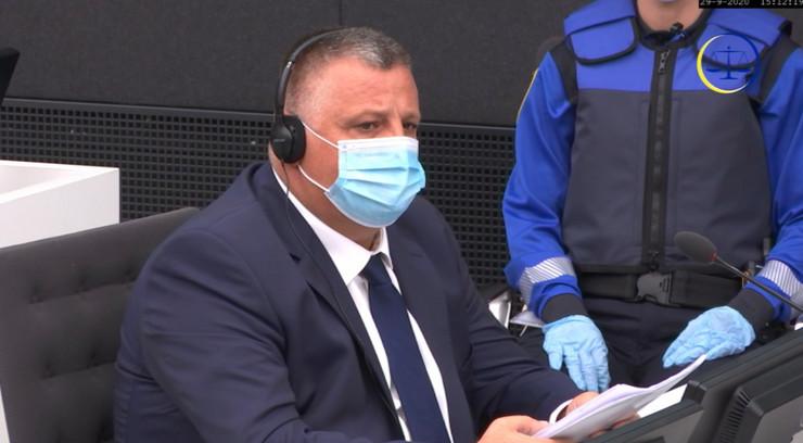 Nasim Haradinaj, Hag, Sudnica