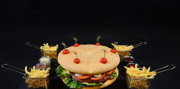 Takich burgerów jeszcze nie jadłeś!