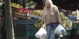 Znani robią zakupy na bazarach