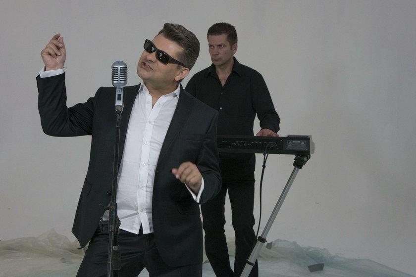 Zenek Martyniuk z zespołu Akcent