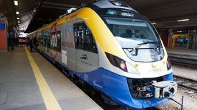 Koleje Małopolskie szukają nazwy dla pociągu z Krakowa do Zakopanego