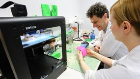 Polska drukarka 3D pomaga w diagnozie i leczeniu pacjentów z nowotworami