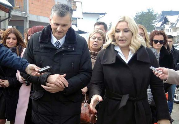 Stamatović i Mihajlovićeva: Nastavlja se prepiska o gondoli