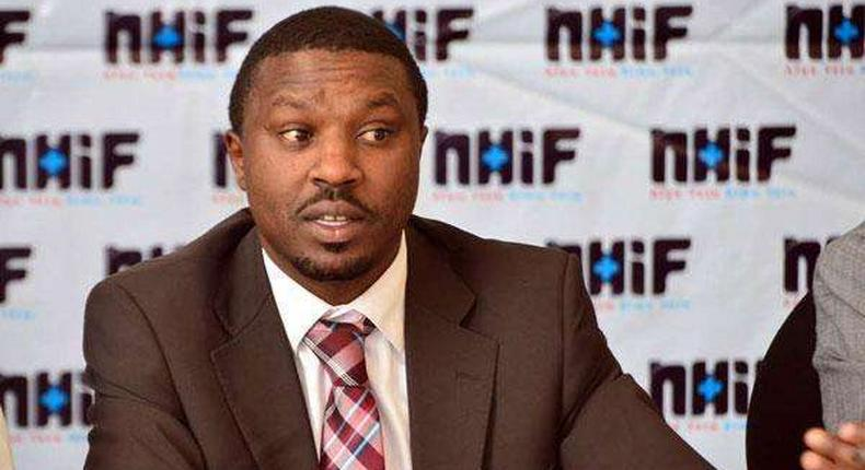 Suspended NHIF CEO re-arrested