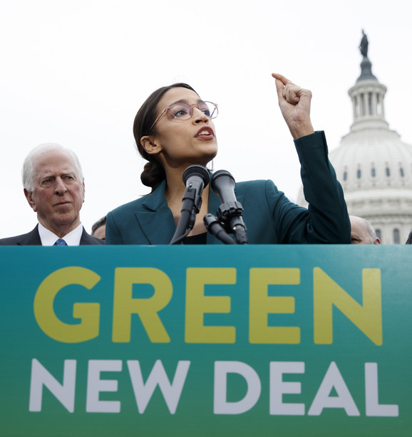 Predlog mlade kongreskinje podigao prašinu u SAD