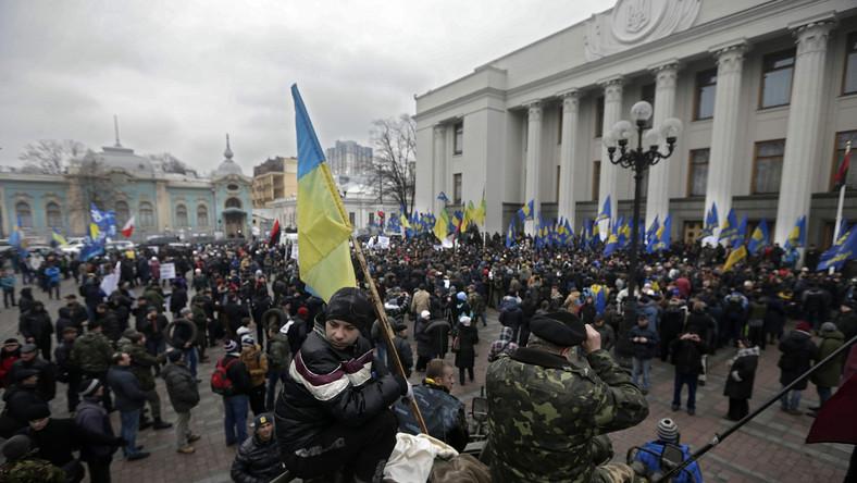 Duma Państwowa: ukraiński rząd niekonstytucyjny