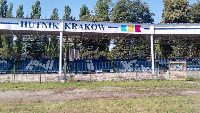 Stadion Hutnika Kraków