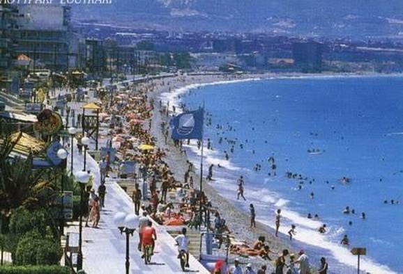 Lutraki plaža