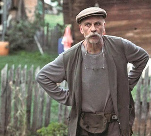 Žarko Laušević u seriji