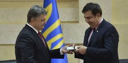 Szok! Były prezydent Gruzji ukraińskim gubernatorem