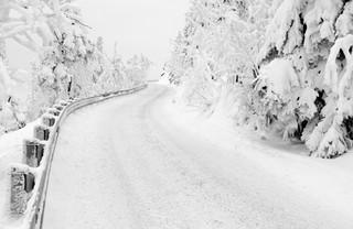 IMGW ostrzega: silny mróz niemal w całej Polsce; intensywne opady śniegu na Pomorzu i Podkarpaciu