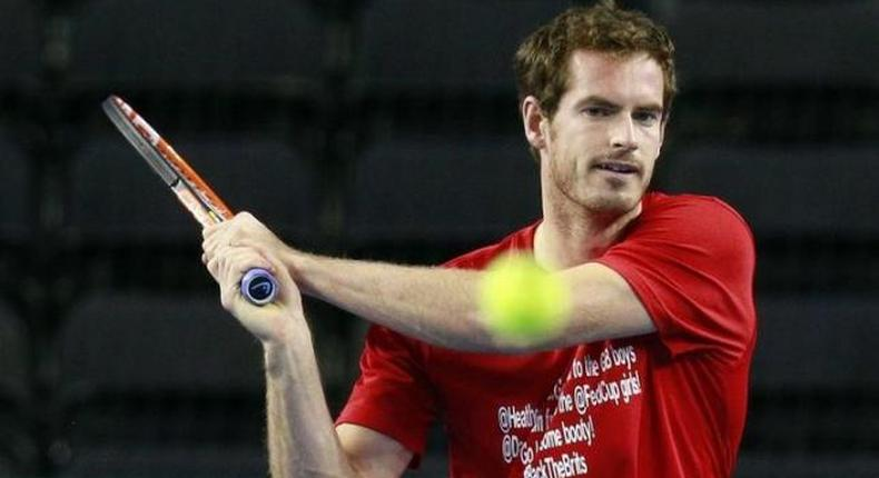 Murray has Kokkinakis in his sights at Davis Cup semi