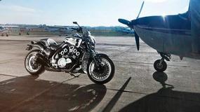 Polacy startują w konkursie na najlepiej przerobiony motocykl Yamaha!