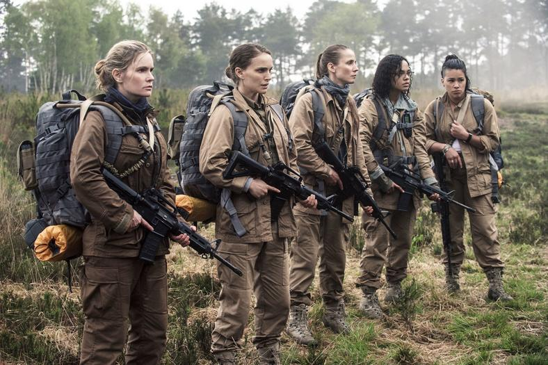 "4. ""Annihilation"" — $32.7 million"