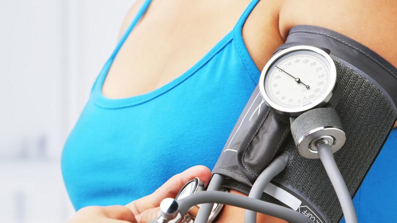 Na nadciśnienie cierpi nawet 40 proc. ludzi w wieku powyżej 25 lat