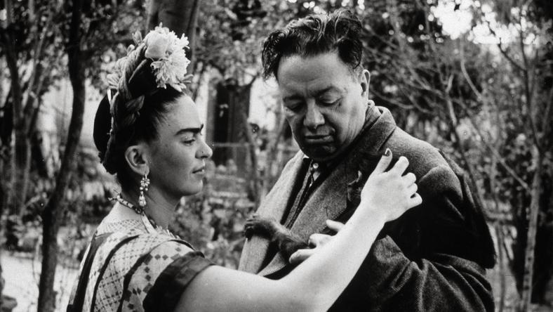 Frida Kahlo i Diego Riviera